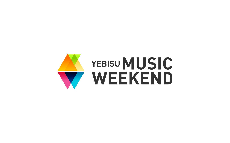 Logo : YEBISU MUSIC WEEKEND